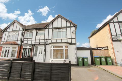 3 bedroom semi-detached house for sale - Westfield Road, Regents Park, Southampton, SO15