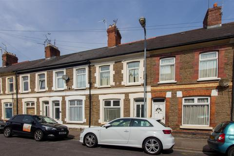 2 bedroom terraced house to rent - Treharris Street, Roath