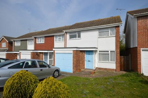 3 bedroom end of terrace house for sale - Leybourne Drive, Chelmsford, CM1