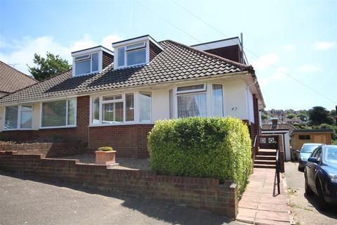 4 bedroom semi-detached bungalow for sale - Rustington Road, Patcham, Brighton