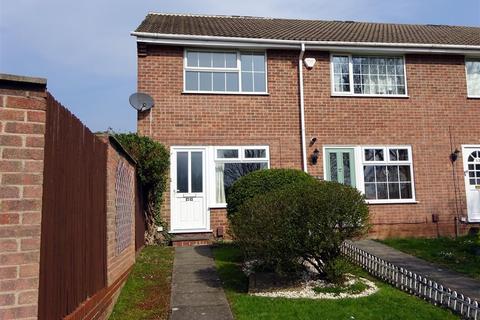 2 bedroom end of terrace house for sale - Bishops Drive, Oakwood, Derby