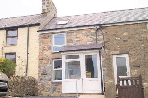 1 bedroom terraced house for sale - Llithfaen