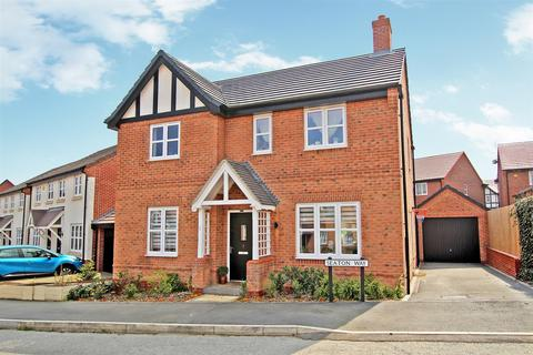 4 bedroom detached house for sale - Seaton Way, Mapperley, Nottingham