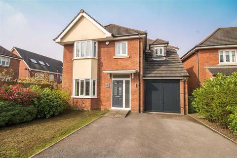 4 bedroom detached house for sale - Caer Ceffyl, Parc Rhydlafer, Cardiff