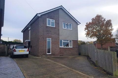 4 bedroom detached house for sale - Sandringham Close, Highlight Park, Barry