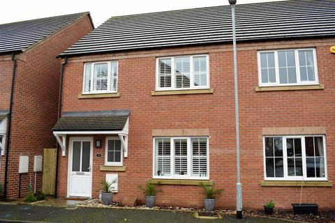 3 bedroom semi-detached house for sale - Galba Road, Caistor