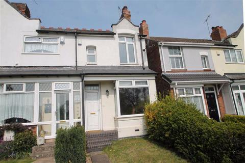 2 bedroom terraced house for sale - Court Oak Road, Harborne