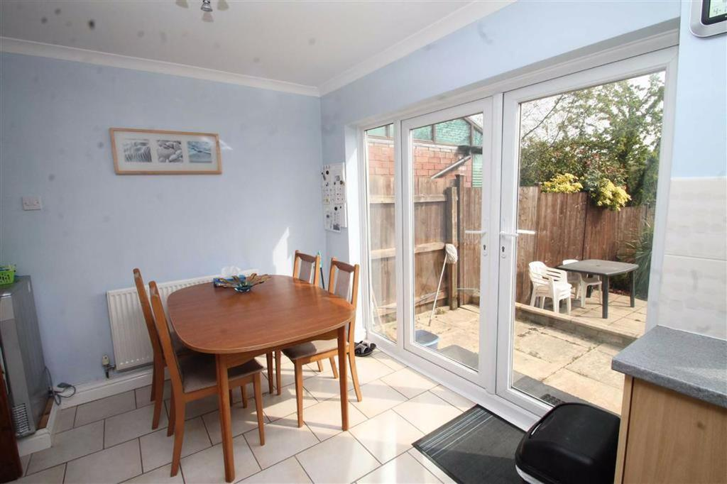 Dining Area With Patio Doors