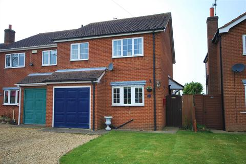 3 bedroom semi-detached house for sale - Cranesgate South, Whaplode St. Catherines, Spalding