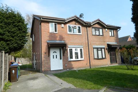3 bedroom semi-detached house for sale - Dunley Close, Manchester