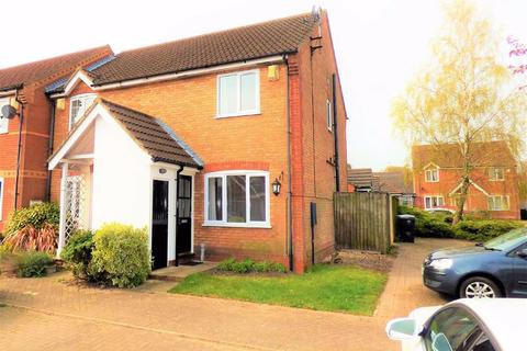 2 bedroom end of terrace house for sale - Bramley Close, Louth