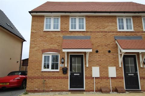 2 bedroom semi-detached house to rent - Michaels Drive, Corby