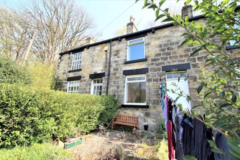 2 bedroom terraced house to rent - Hustlers Row, Meanwood, Leeds, LS6 4QH