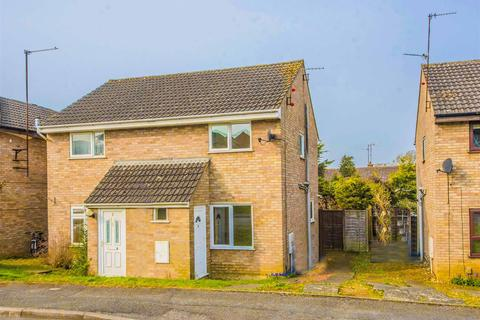 2 bedroom semi-detached house for sale - Chepstow Close, Kettering
