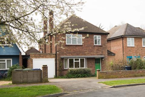 4 bedroom detached house to rent - Durnford Way, Cambridge