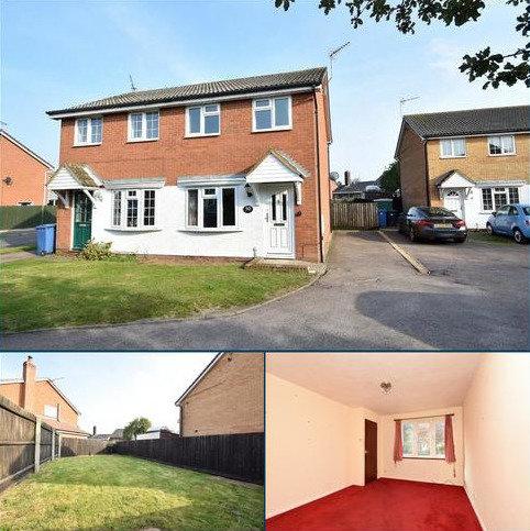 2 bedroom semi-detached house for sale - Ganges Road, Shotley Gate, Ipswich, IP9 1RJ