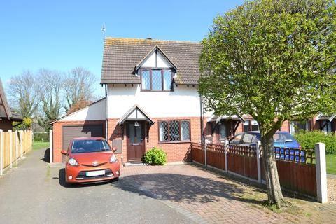 2 bedroom end of terrace house for sale - The Larches, Newport, TF10 7SH