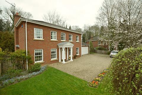 4 bedroom detached house for sale - Elveden Close