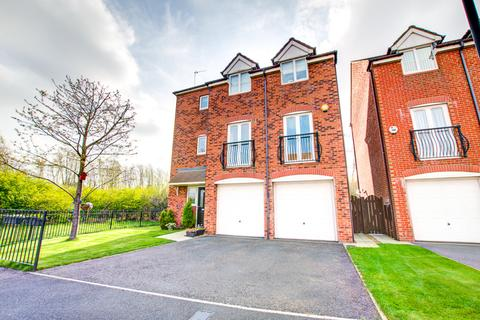 4 bedroom detached house for sale - Edgefield, West Allotment