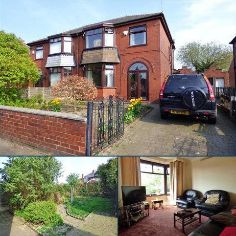 3 bedroom semi-detached house for sale - Owler Lane, South Chadderton, Oldham, Greater Manchester, OL9