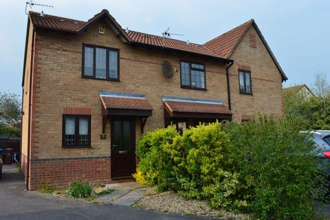2 bedroom end of terrace house to rent - Marseilles Close, Duston, Northampton NN5 6YT