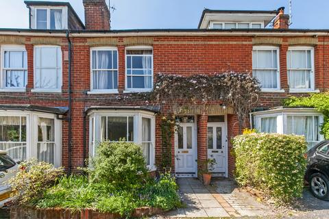 3 bedroom terraced house to rent - St Swithuns Villas, Canon Street, Winchester