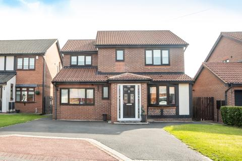 4 bedroom detached house for sale - Canonsfield Close, Newcastle Upon Tyne NE15