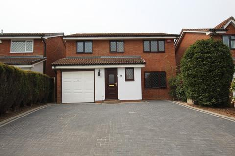 4 bedroom detached house for sale - Shenstone Close, Four Oaks, Sutton Coldfield, B74 4XB