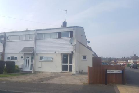 3 bedroom house for sale - Manor Court, Banbury, OX16