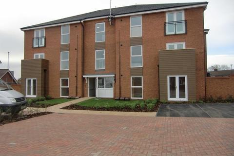 1 bedroom apartment to rent - Cadet Close, Stoke