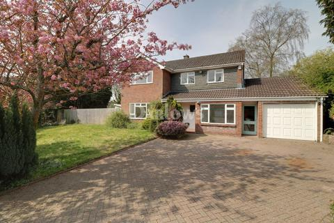 4 bedroom detached house for sale - The Coppins, Lisvane, Cardiff, CF14
