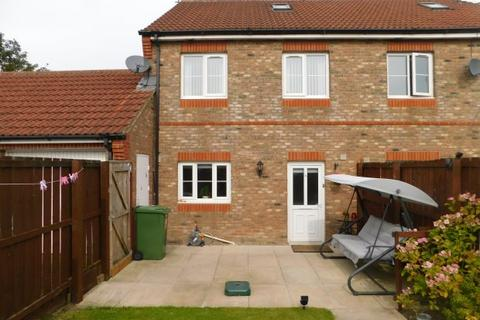 3 bedroom townhouse for sale - WEST PARK, SHILDON, BISHOP AUCKLAND