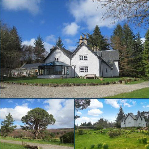 5 bedroom detached house for sale - Keepers House, Achany, Lairg, Highland, IV27