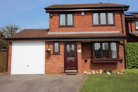 3 bedroom detached house for sale - Larkfield Way, Allesley Green, Coventry, West Midlands. CV5 7QB