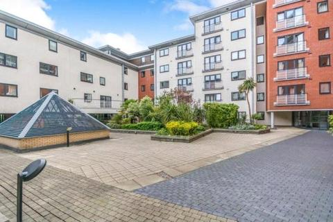 Studio to rent - Watermarque Apartments, 100 Browning Street, Birmingham, B16