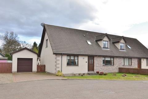 3 bedroom semi-detached house for sale - 15 Druids Park, Murthly, Perth PH1 4EH