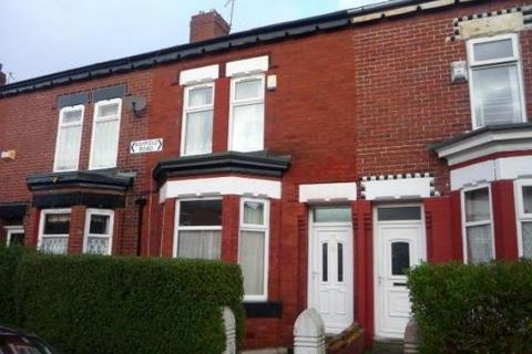4 bedroom terraced house to rent -  Ashfield Road,  Rusholme, M13