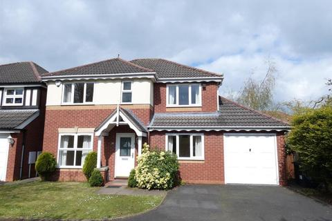 4 bedroom detached house for sale - Bishops Meadow, Four Oaks