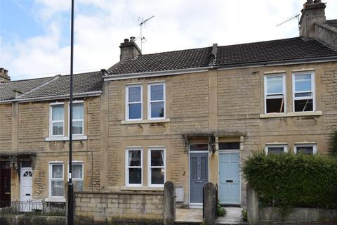 3 bedroom terraced house for sale - Sladebrook Avenue, BATH, Somerset, BA2 2LA