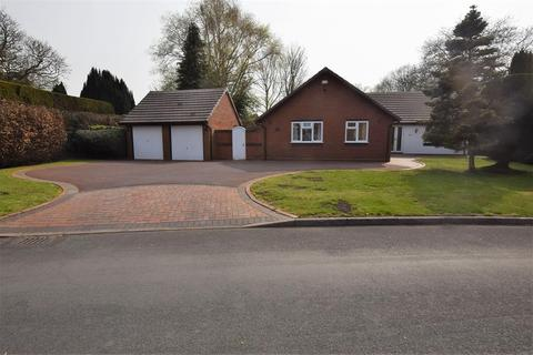 4 bedroom detached bungalow for sale - Queen Eleanors Drive, Knowle, Solihull, B93 9LY
