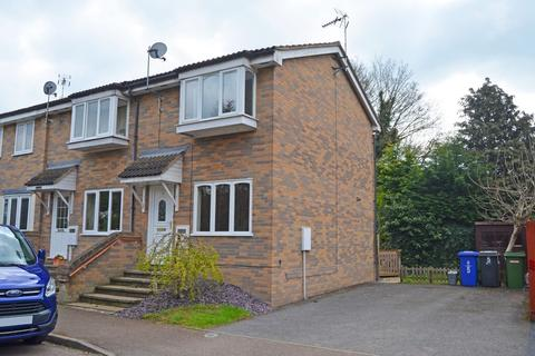 2 bedroom end of terrace house to rent - The Lindens, Towcester