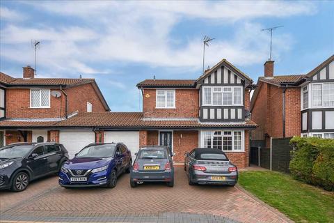 4 bedroom detached house for sale - Cragside, Wellingborough, NN8 5QY