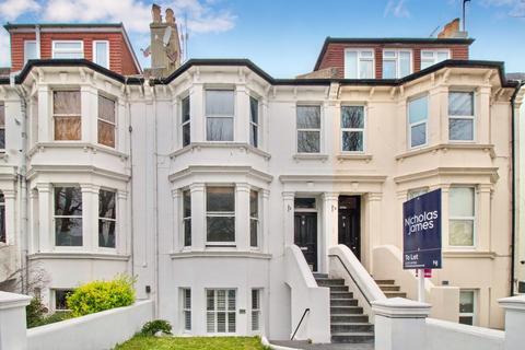 3 bedroom maisonette to rent - Westbourne Gardens, Hove