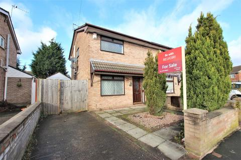 2 bedroom semi-detached house for sale - TAYLOR ROAD HAYDOCK ST HELENS