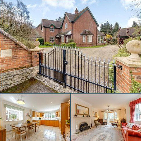 4 bedroom detached house for sale - Locks Lane, Wantage, Oxfordshire