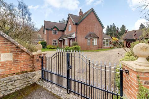4 bedroom detached house for sale - Locks Lane, Wantage, Oxfordshire