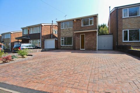 3 bedroom detached house for sale - Angus Close, Thurnby, LE7