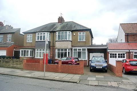 3 bedroom semi-detached house to rent - Hollywood Avenue, Gosforth, Newcastle Upon Tyne