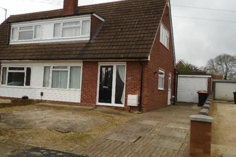 2 bedroom chalet to rent - Tithe Barn Road, Wootton