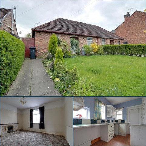 2 bedroom bungalow for sale - Holland Street, Crewe